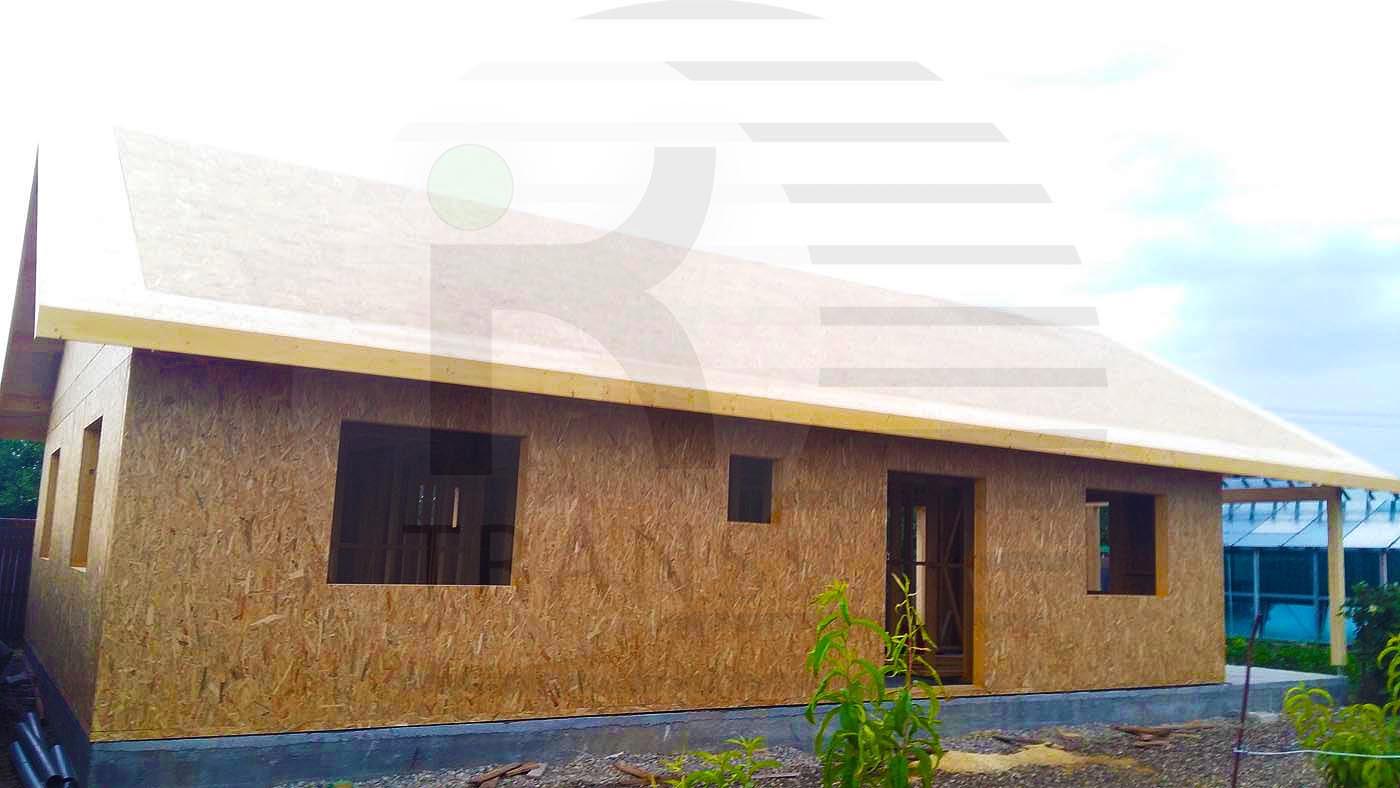 Casa de lemn Pitesti