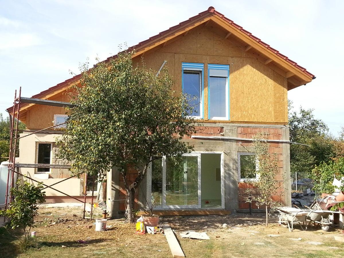 Casa din lemn Timisoara