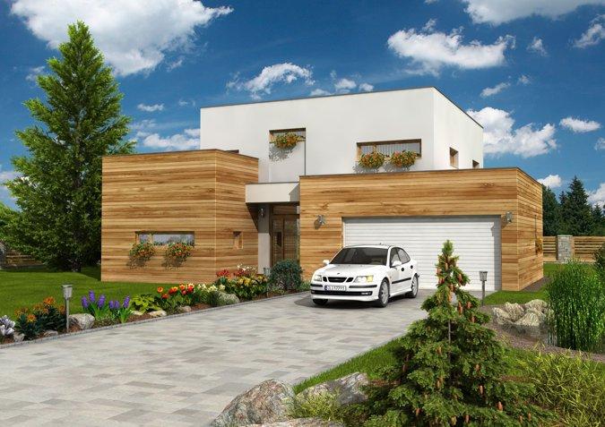 Casa din lemn Suedia