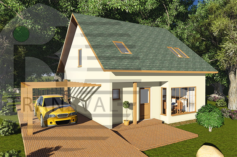 Case din lemn Ipotesti