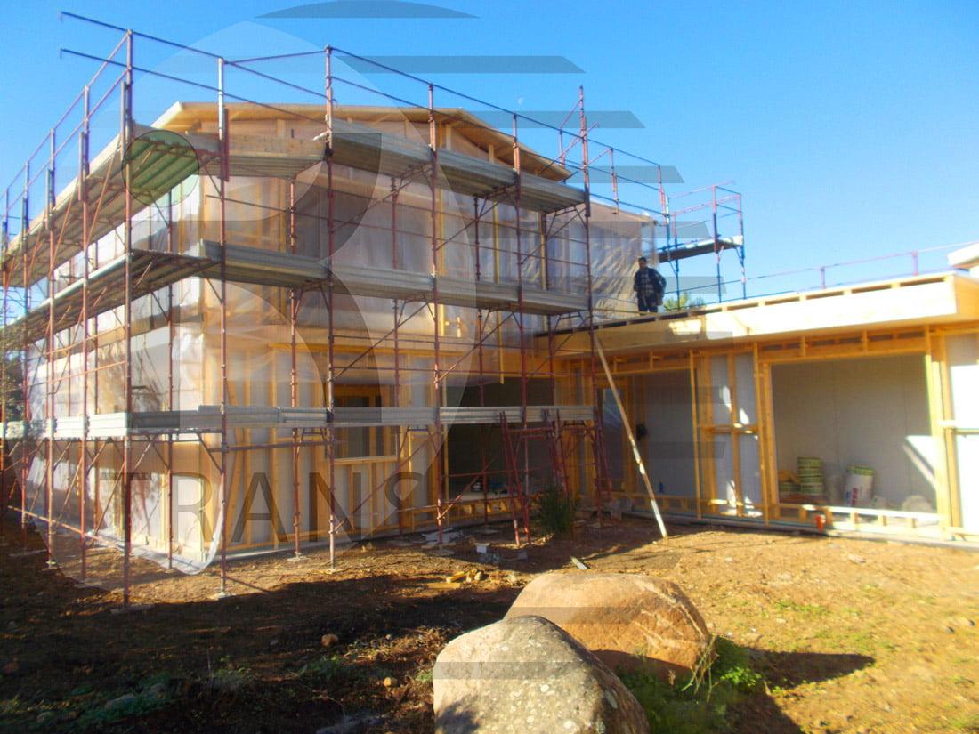 Casa din lemn Sardinia