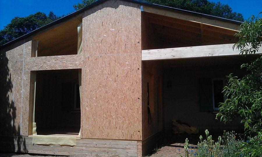 Casa din lemn Veilon