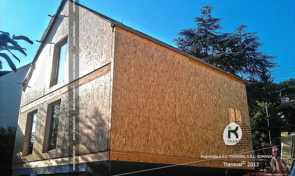 Casa din lemn Orsay