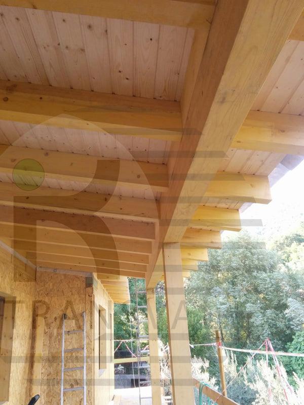 Casa din lemn Terni Italia