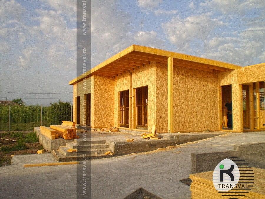 Casa de lemn Vama Veche