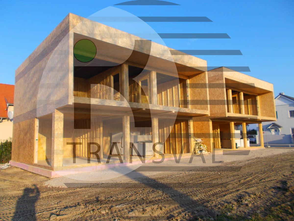 Casa din lemn Velm Austria