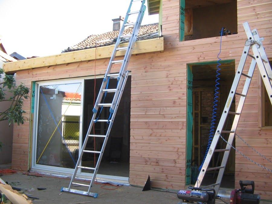 Casa din lemn Poitiers