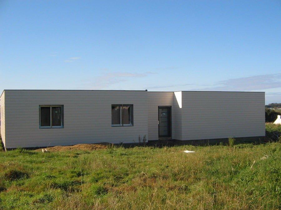 Casa din lemn Morlaix Franta