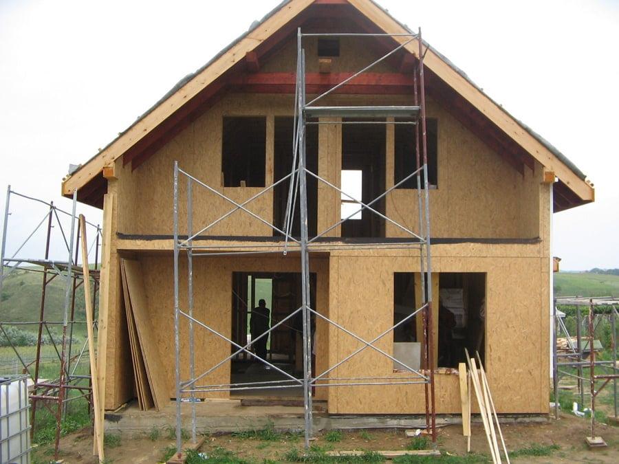 Casa din lemn Botosani Hudum