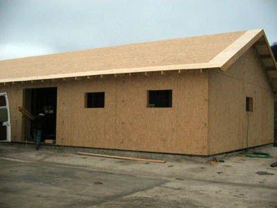 Hala constructie lemn Suceava