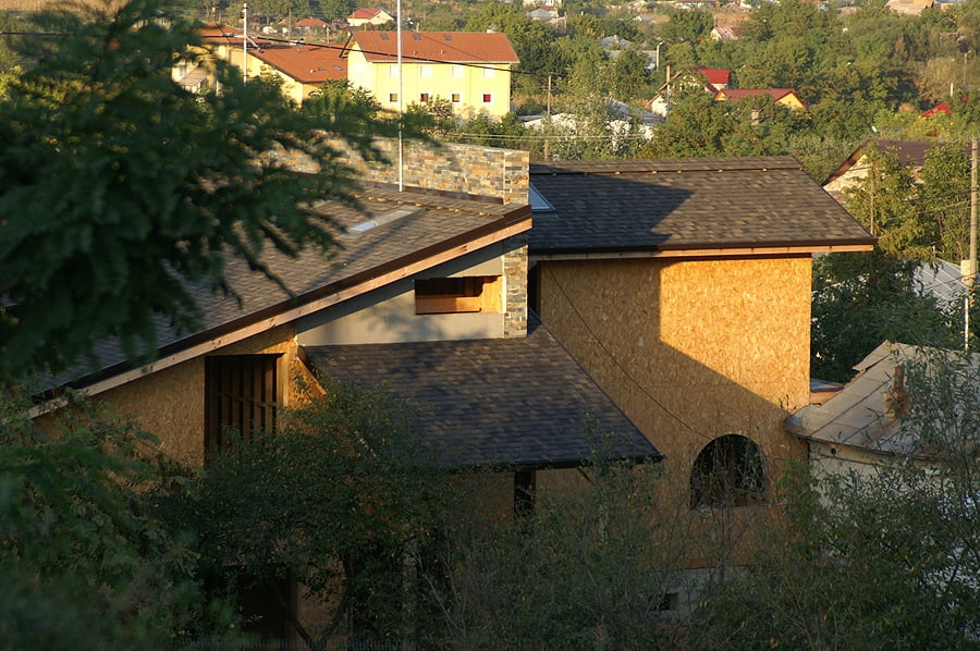 Case din lemn Botosani