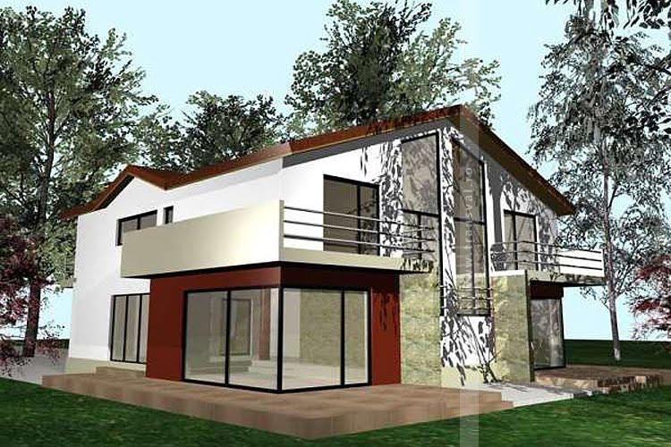 Casa din lemn Topaz