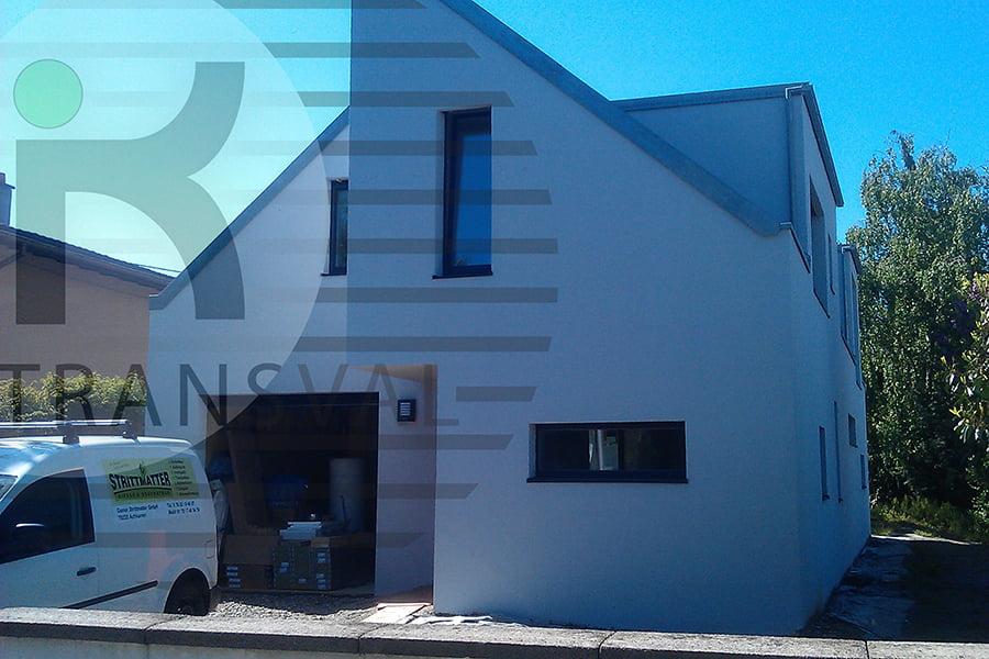 Casa din lemn Mulhouse