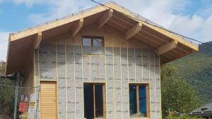 Maison ossature bois Haute Savoie Morzine